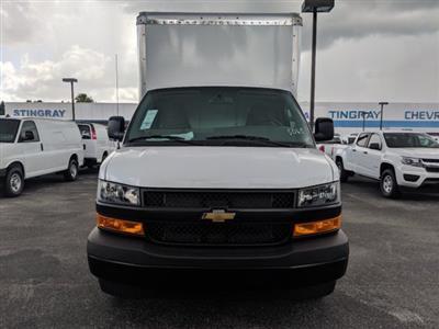2019 Express 3500 4x2,  J&B Truck Body Cutaway Van #KN005065 - photo 9