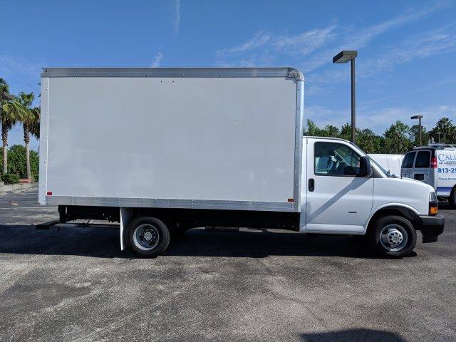 2019 Express 3500 4x2,  J&B Truck Body Cutaway Van #KN005078 - photo 4