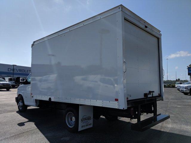 2019 Express 3500 4x2,  J&B Truck Body Cutaway Van #KN005078 - photo 6
