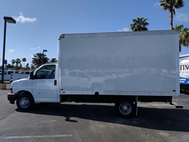 2019 Express 3500 4x2,  J&B Truck Body Cutaway Van #KN005078 - photo 7
