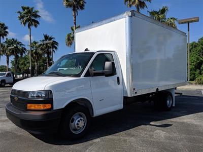 2019 Express 3500 4x2,  J&B Truck Body Cutaway Van #KN005078 - photo 8
