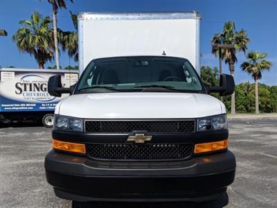 2019 Express 3500 4x2,  J&B Truck Body Cutaway Van #KN005078 - photo 9
