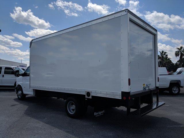 2019 Express 3500 4x2,  Rockport Cargoport Cutaway Van #KN006255 - photo 6