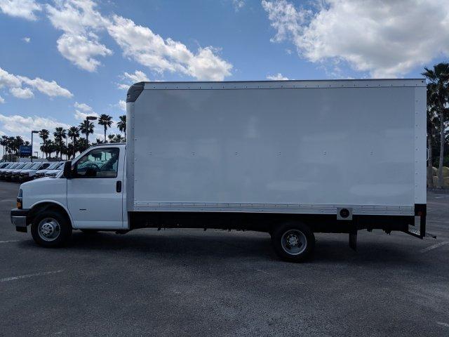 2019 Express 3500 4x2,  Rockport Cargoport Cutaway Van #KN006255 - photo 7