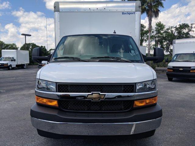 2019 Express 3500 4x2,  Rockport Cargoport Cutaway Van #KN006255 - photo 9