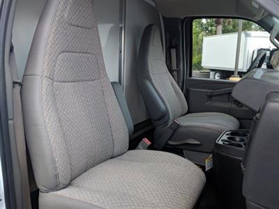 2019 Express 3500 4x2,  Rockport Cargoport Cutaway Van #KN006255 - photo 14