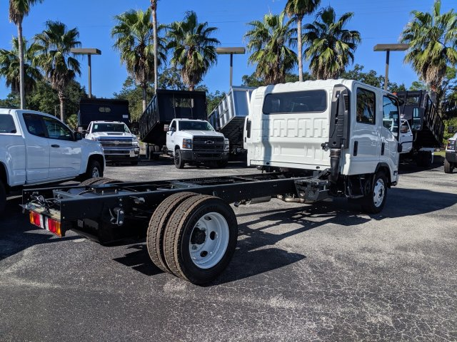 2019 LCF 4500 Crew Cab 4x2, Cab Chassis #KS803922 - photo 1