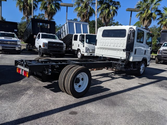 2019 LCF 4500 Crew Cab 4x2,  Cab Chassis #KS808210 - photo 1