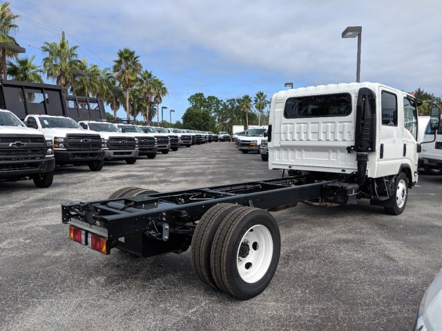 2019 LCF 4500 Crew Cab 4x2, Cab Chassis #KS808214 - photo 1