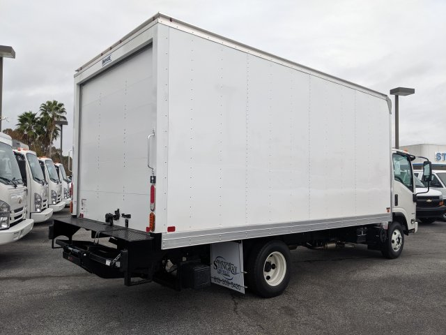 2019 LCF 3500 Regular Cab 4x2, Knapheide Dry Freight #KS812074 - photo 1