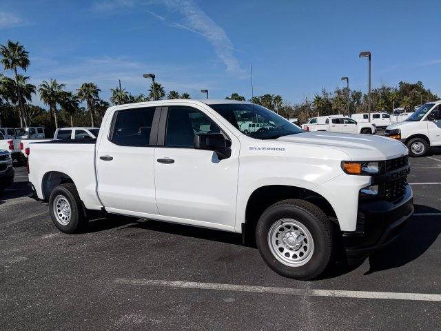 2019 Silverado 1500 Crew Cab 4x2,  Pickup #KZ200292 - photo 3