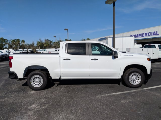 2019 Silverado 1500 Crew Cab 4x2,  Pickup #KZ200292 - photo 4