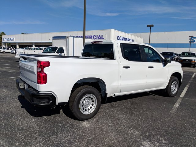 2019 Silverado 1500 Crew Cab 4x2,  Pickup #KZ200292 - photo 2