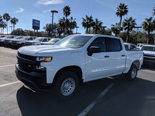 2019 Silverado 1500 Crew Cab 4x2,  Pickup #KZ200292 - photo 7