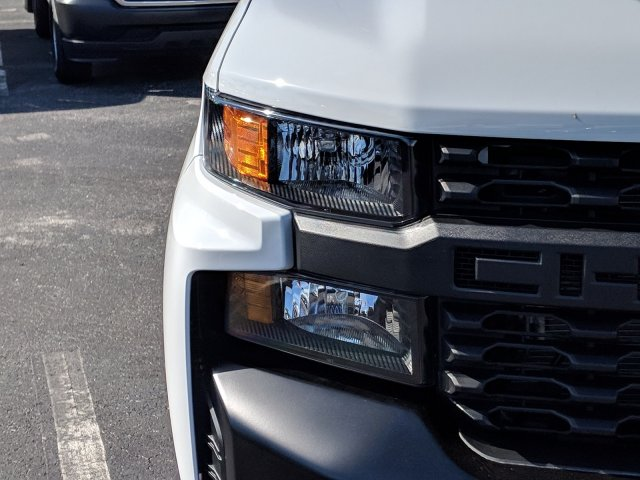 2019 Silverado 1500 Crew Cab 4x2,  Pickup #KZ200292 - photo 8