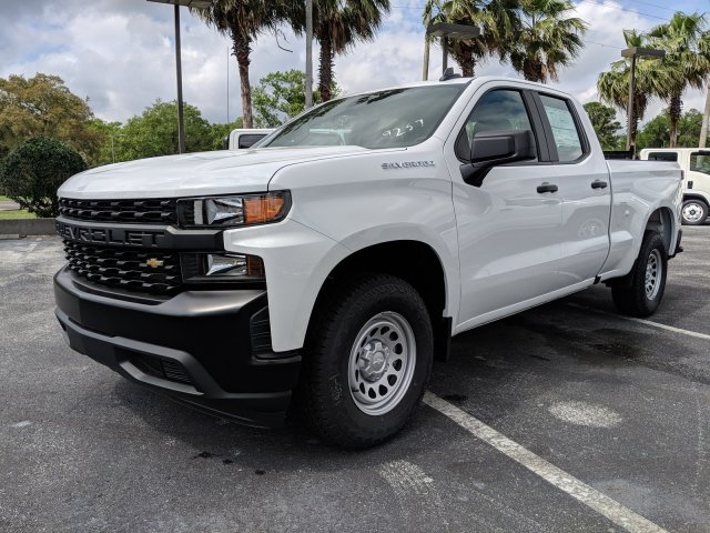 2019 Silverado 1500 Double Cab 4x2,  Pickup #KZ229257 - photo 8