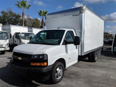 2020 Express 3500 4x2, Rockport Cutaway Van #L1142927 - photo 8