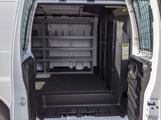 2020 Chevrolet Express 2500 RWD, Masterack Upfitted Cargo Van #L1241628 - photo 14
