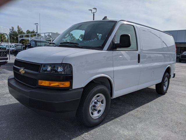2020 Chevrolet Express 2500 RWD, Masterack Upfitted Cargo Van #L1241628 - photo 9