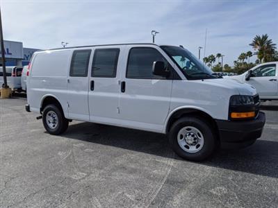 2020 Chevrolet Express 2500 RWD, Masterack Upfitted Cargo Van #L1241628 - photo 3
