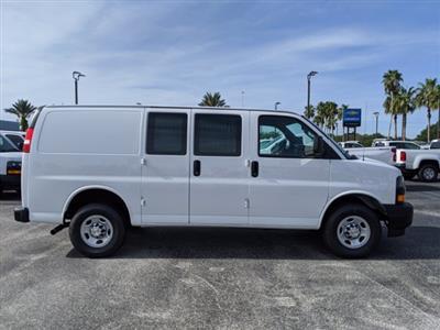 2020 Chevrolet Express 2500 RWD, Masterack Upfitted Cargo Van #L1241628 - photo 4