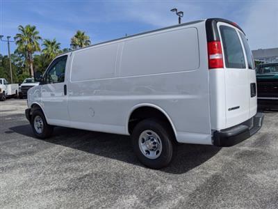 2020 Chevrolet Express 2500 RWD, Masterack Upfitted Cargo Van #L1241628 - photo 7