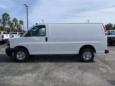 2020 Chevrolet Express 2500 RWD, Masterack Upfitted Cargo Van #L1241628 - photo 8