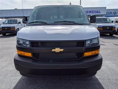 2020 Chevrolet Express 2500 RWD, Masterack Upfitted Cargo Van #L1241628 - photo 10