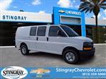2020 Chevrolet Express 2500 RWD, Masterack Upfitted Cargo Van #L1241628 - photo 1