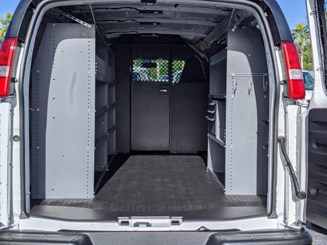 2020 Chevrolet Express 2500 RWD, Masterack Upfitted Cargo Van #L1241950 - photo 1