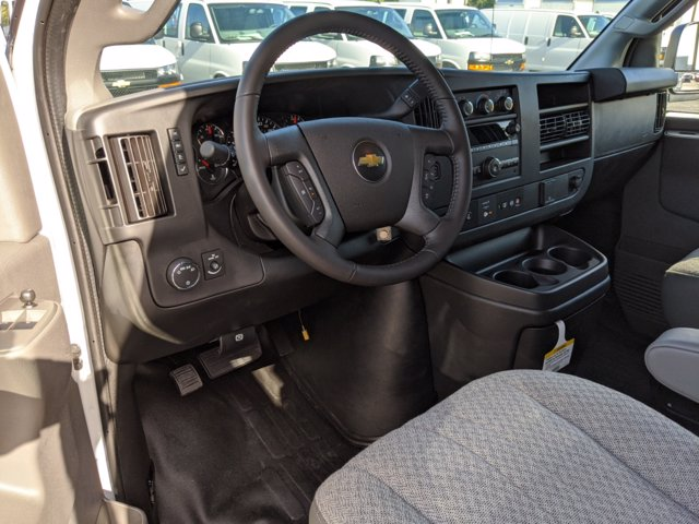 2020 Chevrolet Express 2500 RWD, Masterack Upfitted Cargo Van #L1241950 - photo 16