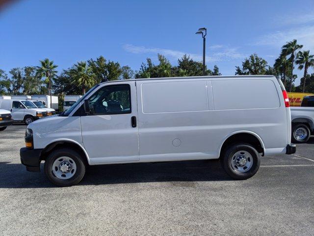 2020 Chevrolet Express 2500 RWD, Masterack Upfitted Cargo Van #L1241950 - photo 8