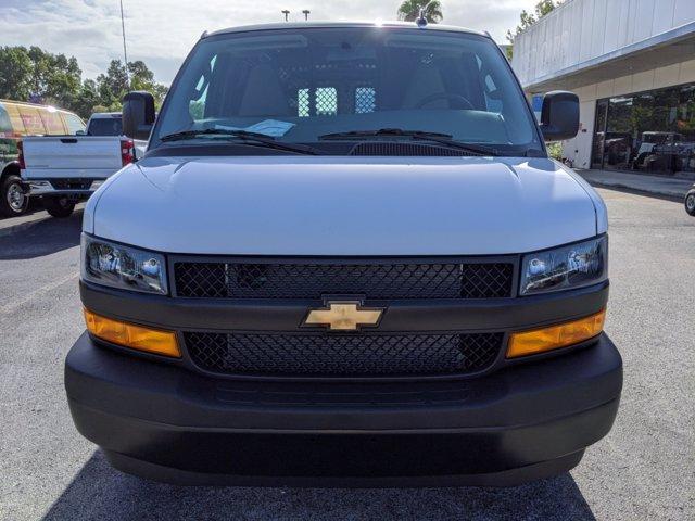2020 Chevrolet Express 2500 RWD, Masterack Upfitted Cargo Van #L1241950 - photo 10