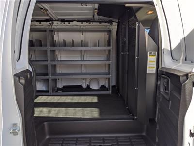 2020 Chevrolet Express 2500 RWD, Masterack Upfitted Cargo Van #L1241950 - photo 14