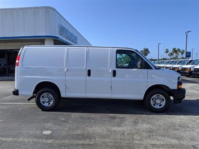2020 Chevrolet Express 2500 RWD, Masterack Upfitted Cargo Van #L1241950 - photo 4