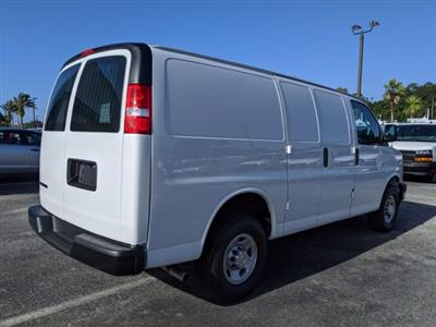 2020 Chevrolet Express 2500 RWD, Masterack Upfitted Cargo Van #L1241950 - photo 5