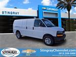 2020 Chevrolet Express 2500 RWD, Masterack Upfitted Cargo Van #L1241950 - photo 1