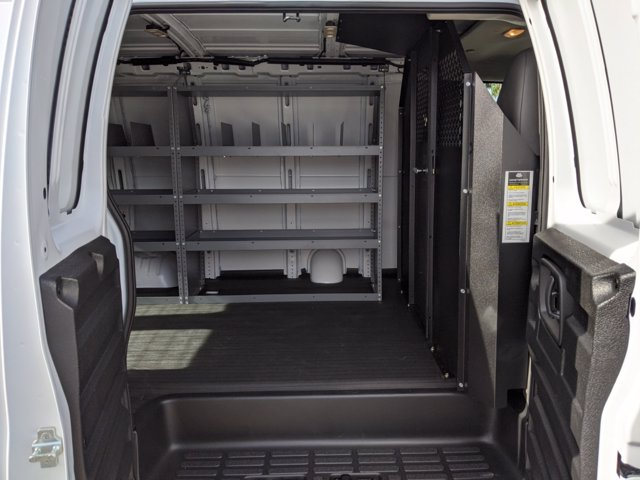 2020 Chevrolet Express 2500 RWD, Masterack Upfitted Cargo Van #L1242388 - photo 14