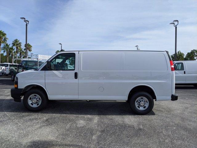 2020 Chevrolet Express 2500 RWD, Masterack Upfitted Cargo Van #L1242388 - photo 8