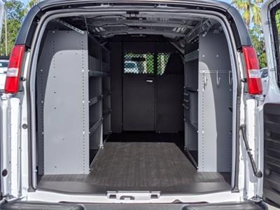 2020 Chevrolet Express 2500 RWD, Masterack Upfitted Cargo Van #L1242388 - photo 2