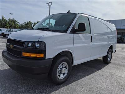 2020 Chevrolet Express 2500 RWD, Masterack Upfitted Cargo Van #L1242388 - photo 9