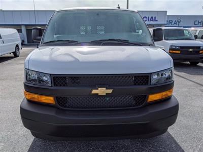 2020 Chevrolet Express 2500 RWD, Masterack Upfitted Cargo Van #L1242388 - photo 10