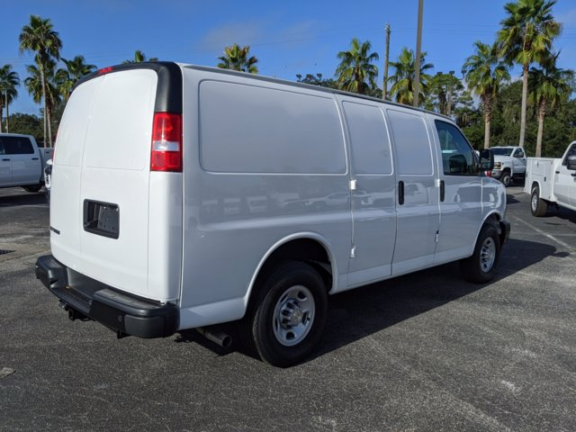 2020 Chevrolet Express 2500 4x2, Masterack Upfitted Cargo Van #L1249701 - photo 5