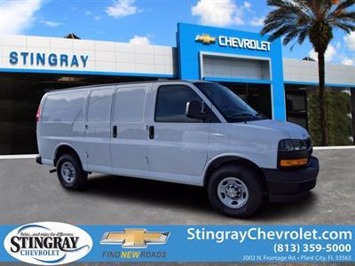 2020 Chevrolet Express 2500 4x2, Masterack Upfitted Cargo Van #L1249701 - photo 1