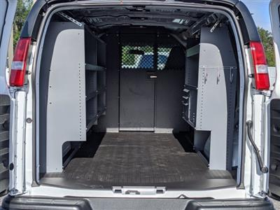 2020 Chevrolet Express 2500 4x2, Masterack Upfitted Cargo Van #L1249701 - photo 2