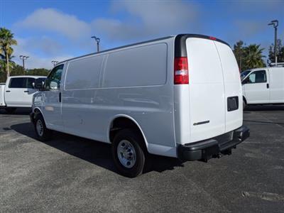 2020 Chevrolet Express 2500 4x2, Masterack Upfitted Cargo Van #L1249701 - photo 7