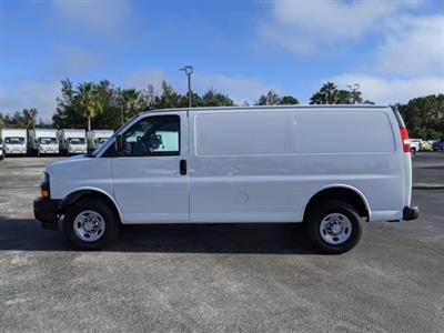 2020 Chevrolet Express 2500 4x2, Masterack Upfitted Cargo Van #L1249701 - photo 8