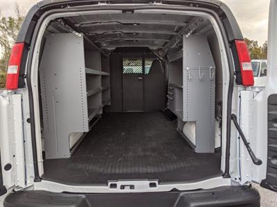 2020 Chevrolet Express 2500 4x2, Masterack Upfitted Cargo Van #L1271910 - photo 2
