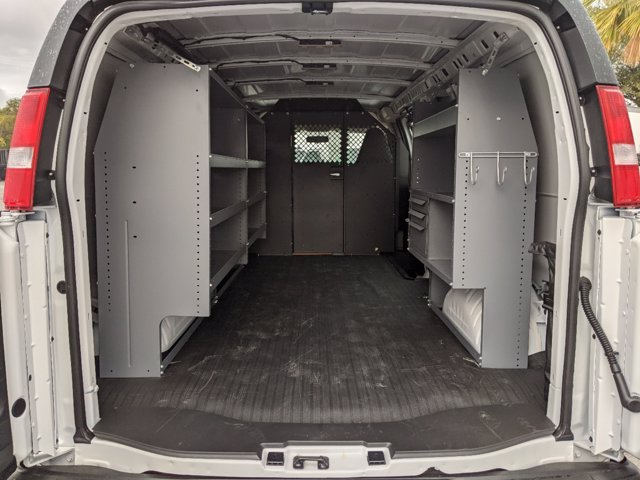 2020 Chevrolet Express 2500 4x2, Masterack Upfitted Cargo Van #L1272012 - photo 1