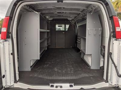2020 Chevrolet Express 2500 4x2, Masterack Upfitted Cargo Van #L1272012 - photo 2